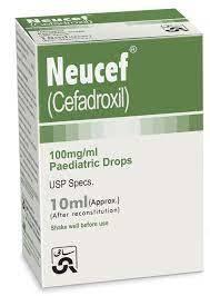 Cefadroxil Drops