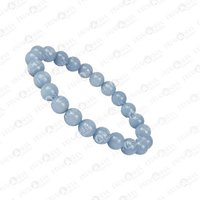 Prayosha Crystals  Angelite Bracelet