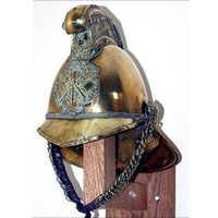 Brass Driving Helmet