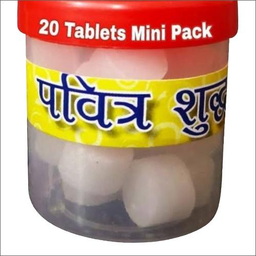20 Camphor Tablet