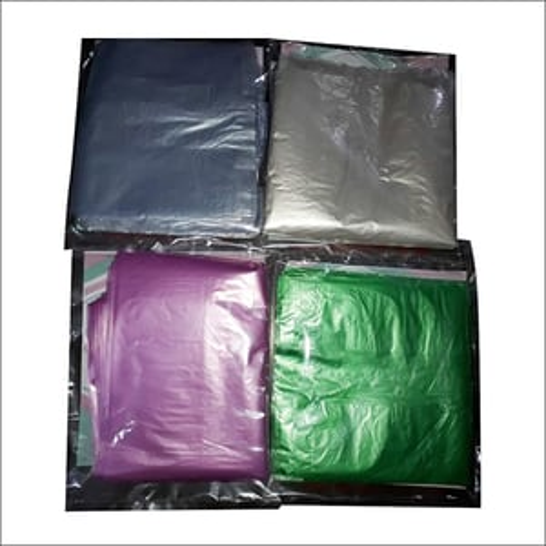 Colour Plastic Care Bag
