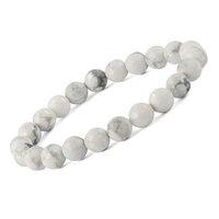 Prayosha Crystals  Howlite Bracelet