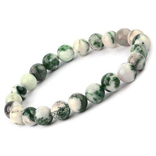 Tree Agate Bracelet