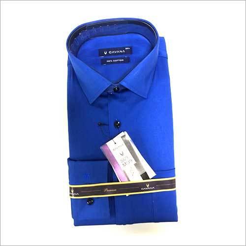 Mens Formal Linen Shirt