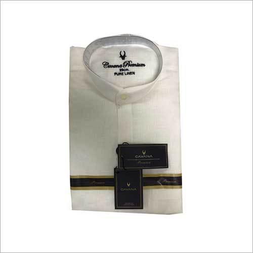 Slim Fit Formal Plain Shirt