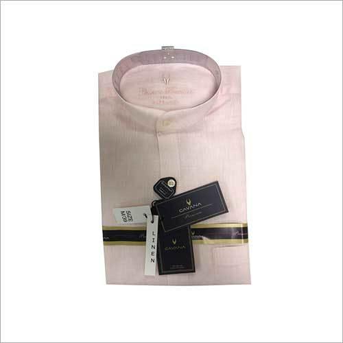 Mens Office Plain Shirt