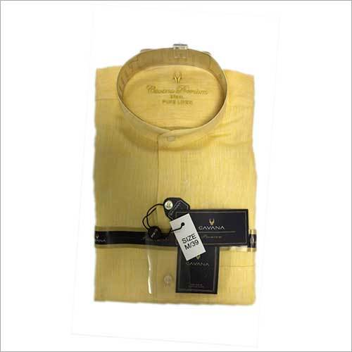 Mens Office Formal Plain Shirt