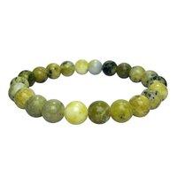 Prayosha Crystals  Serpentine Bracelet