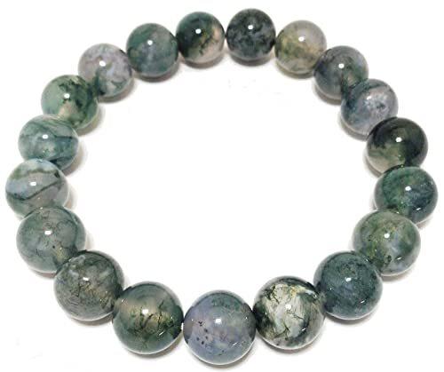 Moss Agate Bracelet