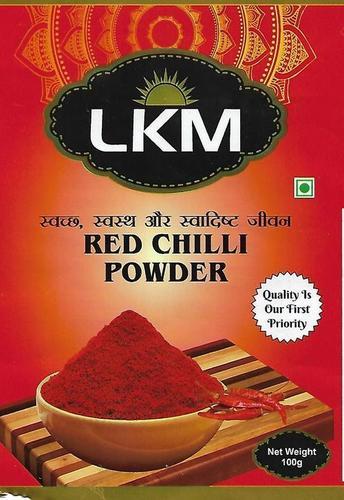 RED CHILLI POWDER 100GM