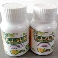 K J Slim 70% HCA With Advanced Formula