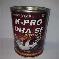 DHA SF Protein POWDER