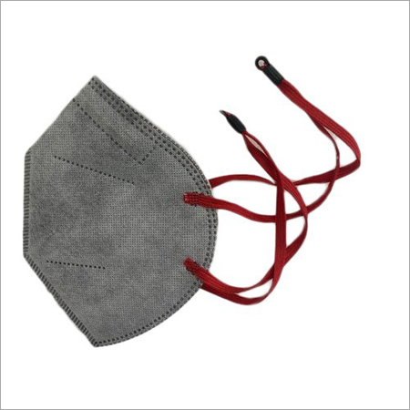 N95 Face Mask with Meltblown and adjustable head loop - 6 Layer