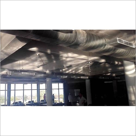 Commercial Air Duct