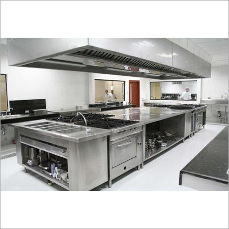 Restaurant Kitchen Exhaust System