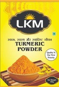 TURMERIC POWDER 100GM