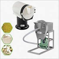 Dry Fruit Power Machine