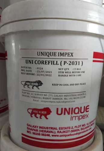 APPLICATION FOR FILLING PARTING LINE UNI COREFILL (P-2031)