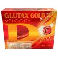 Glutathione 300gs Gold Velocity Synchronized Skin Whitening