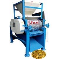 Chana Jor Garam Making Machine / Chana - Moong Pressing Machine