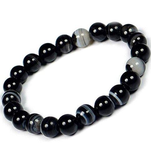 Prayosha Crystals  Sulemani Hakik Stone Bracelet