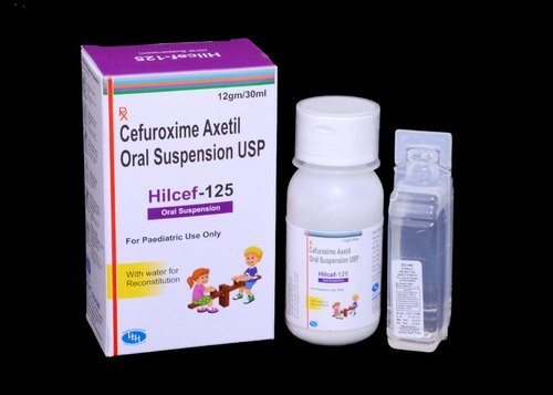 Cefuroxime Axetil for Oral Suspension