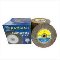 Radiant Flap Wheel