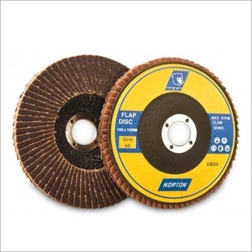 Norton Bear Flap Disc