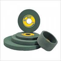 Norton Green Silicon Carbide Grinding Wheel