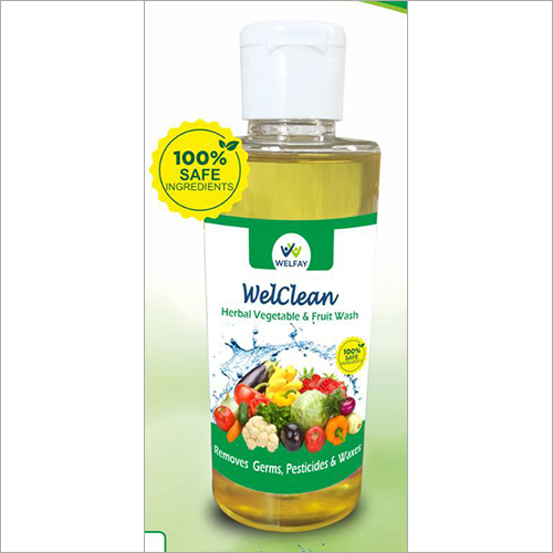 Welclean Vegitable & Fruit Wash