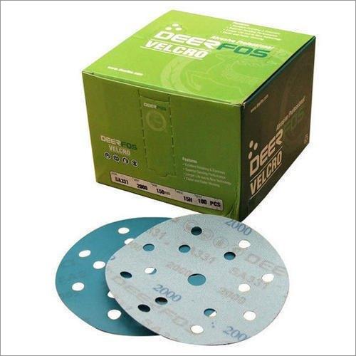 Velcro Abrasive Disc