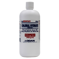 Chloral Hydrate Syrup