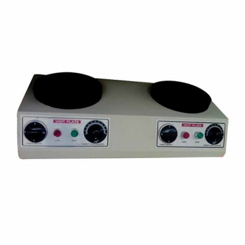 Laboratory Hot Plate (Round Double)