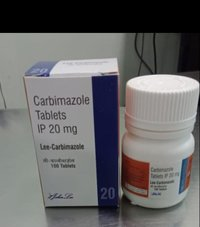 Carbimazole IP 20MG
