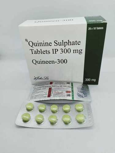 Quinine Sulphate Tablets 300 MG