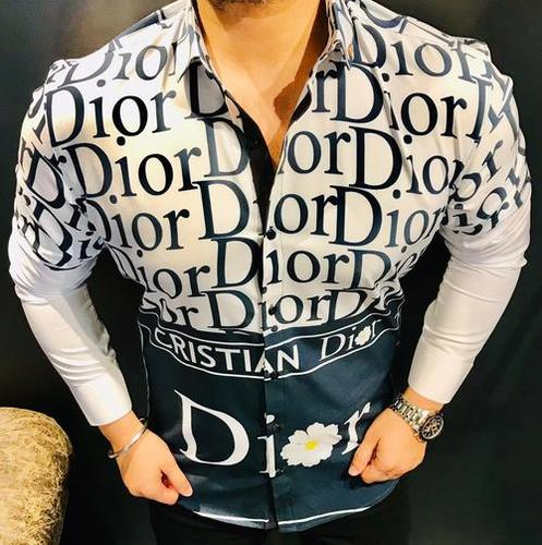 21 Inside Premium Imported Lycra Printed Shirts For Men's