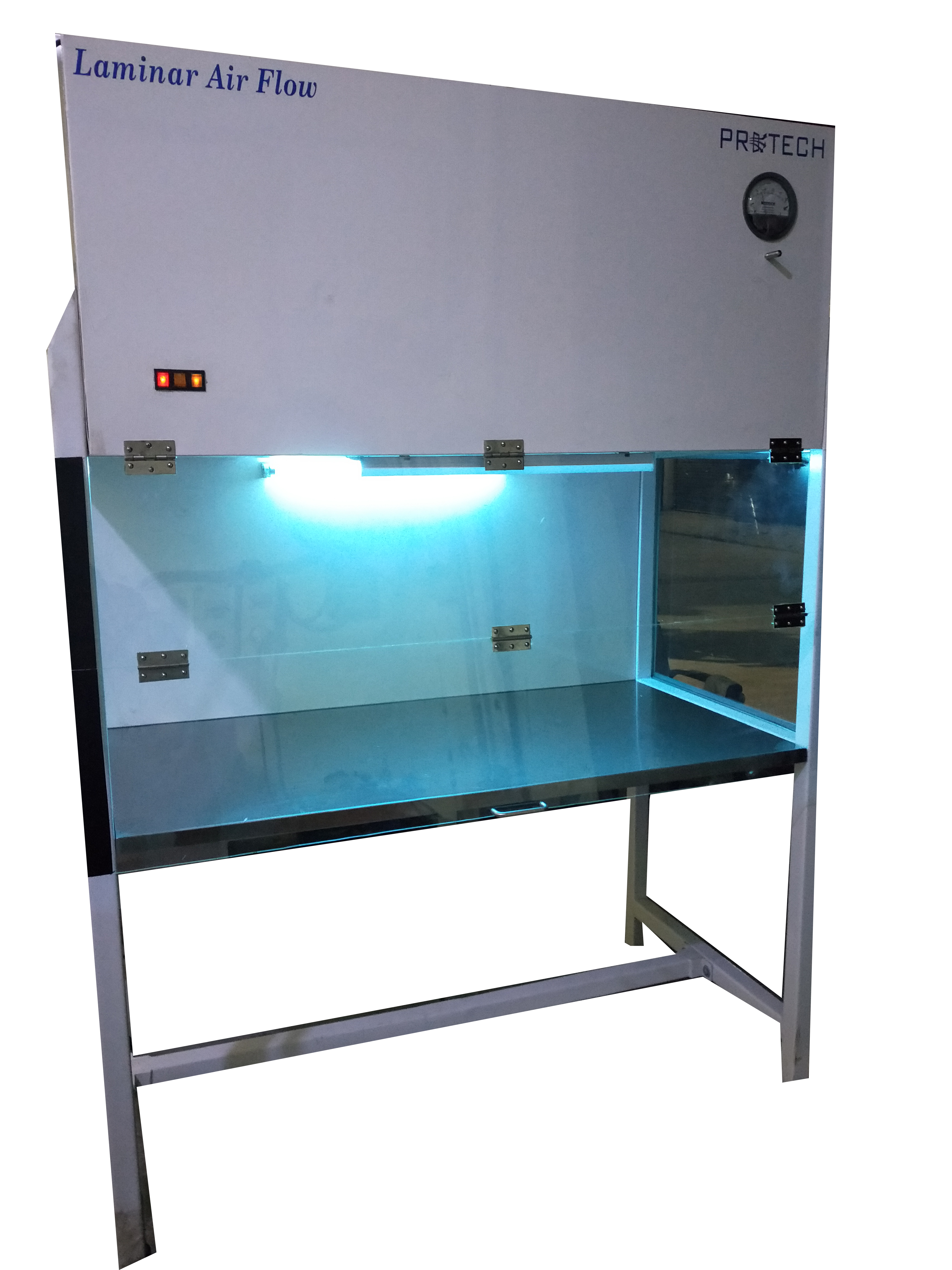 TABLE TOP LAMINAR AIR FLOW BENCH