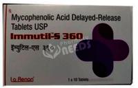 Immutil 360 Mg Tablets