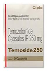 Temozolamide 250mg Capsules