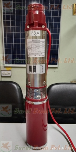 48V DC Solar Water Pump