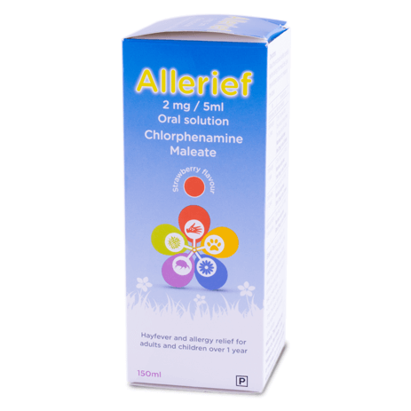 Chlorpheniramine Maleate Oral Solution