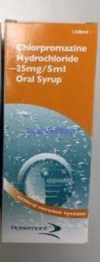Chlorpromazine Hydrochloride Syrup