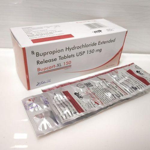 Bupropion Hydrochloride USP 150 MG.