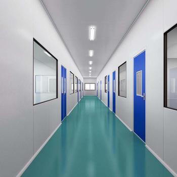 Clean Rooms Doors For Pharmaceuticals