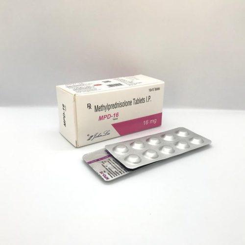 Methylprednisolone IP 16 MG