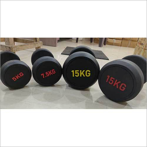 Commercial Round Dumbbells