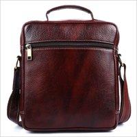 Formal Leather Side Bag