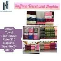 Saffron Towel