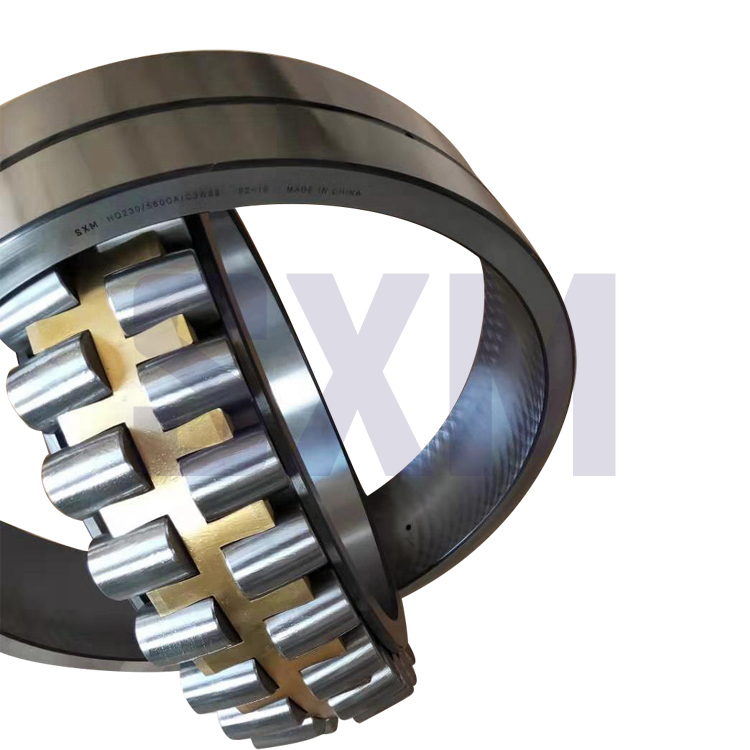 Gold Bearing Supplier Manufacturing  Bearing Accessories For Textile Machinery 230/560 CAW33