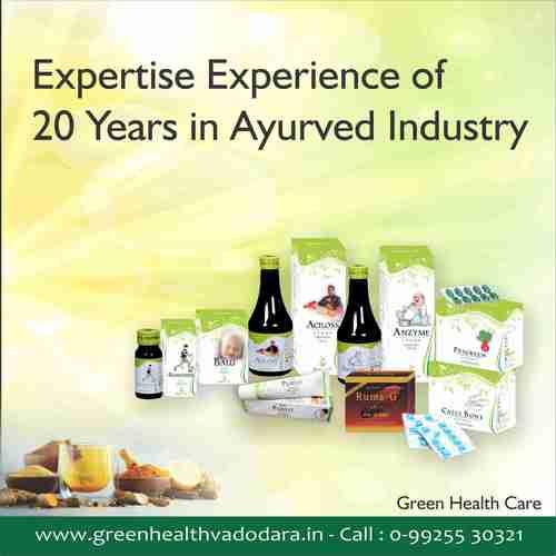Ayurvedic Pcd Pharma Franchise For Herbal Medicine Certification